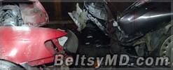 Пятеро госпитализированы после ДТП на трассе Кишинев-Унгены