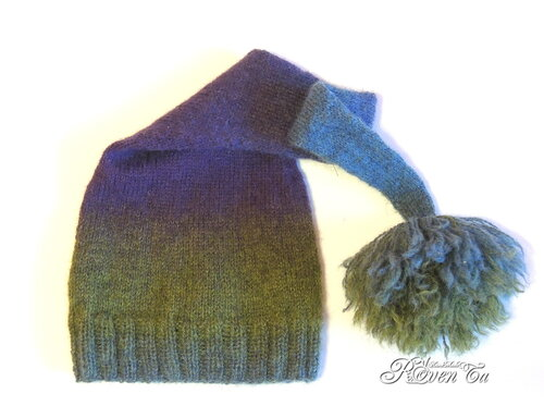 roventa-handmade, lavender, hat, new year, pixie, шапка-колпак, колпак, лавандовый колпачок, шапка для малыша, аксессуары для фотосессий
