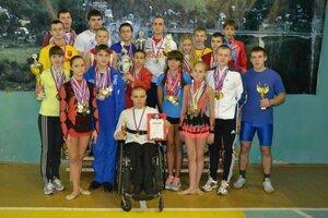 Лучшие спортсмены ДЮСШ 2013
