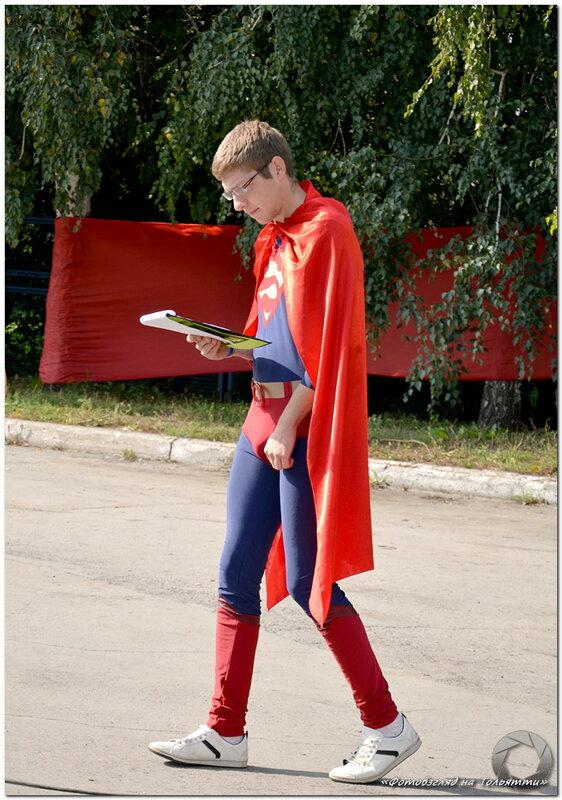 Супергеройская зарядка в Тольятти