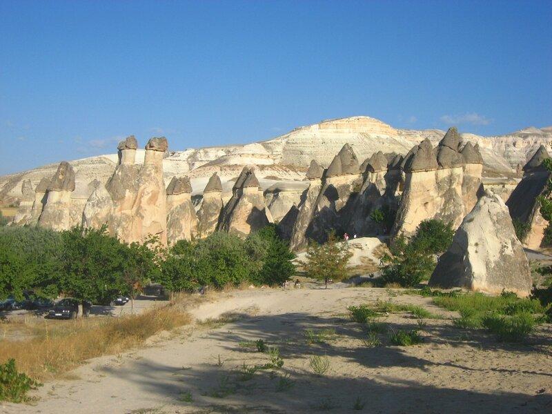 Турция. Экскурсия в Каппадокию - фото и наши отзывы - Экскурсии, Храмы, Руины, Пещеры, Достопримечательности, Горы, Воздушные шары - turkey, cappadocia