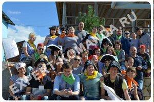 2013-08-27 Пиратский корпоратив - интереснейший летний тимбилдинг!