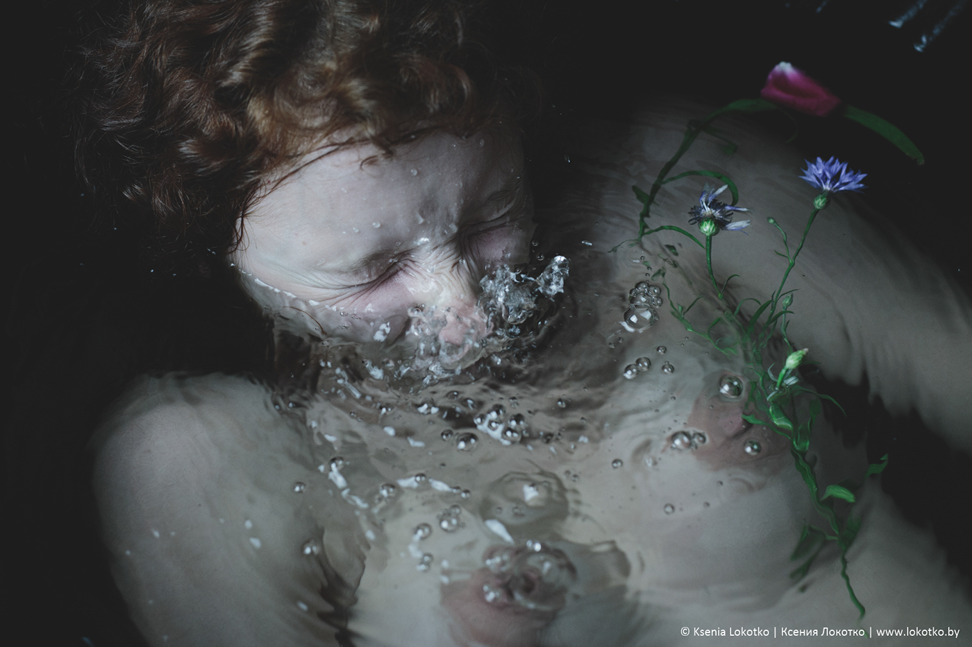 Alone with myself / фото Ксения Локотко