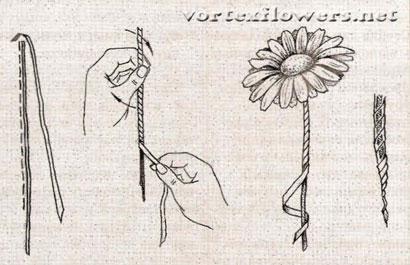 Литоны (летоны) для цветов