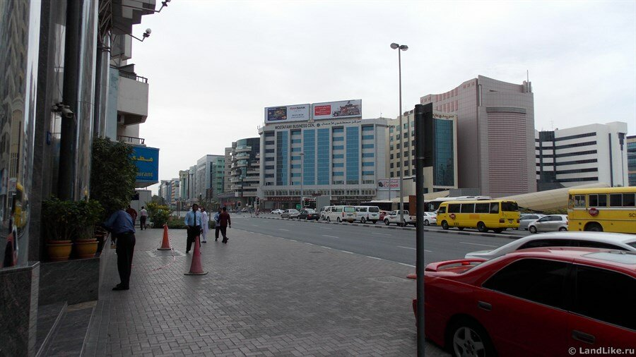Метро Дубай станция Al Fahidi