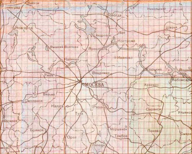Новый Генштаб (карты ГГЦ)