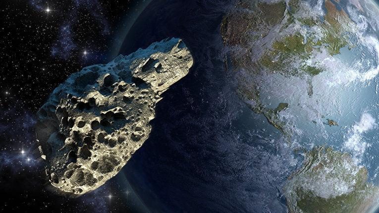 К 2026г NASA планирует отправить миссию попредотвращению астероидной угрозы