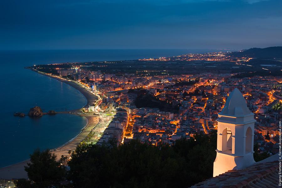 Испания, Бланес. Spain, Blanes