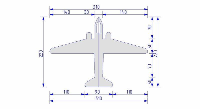 Поделки из фанеры лобзиком чертежи самолетов