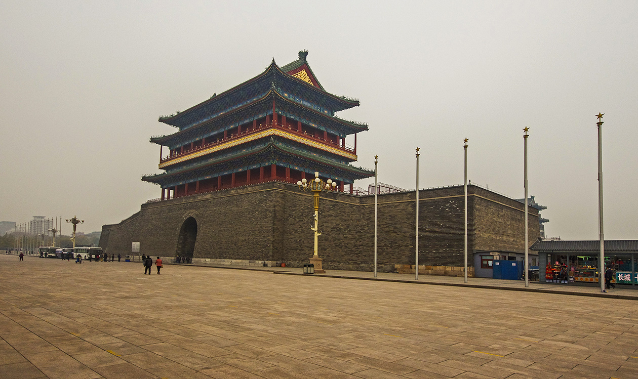 Вход в Императорский дворец
