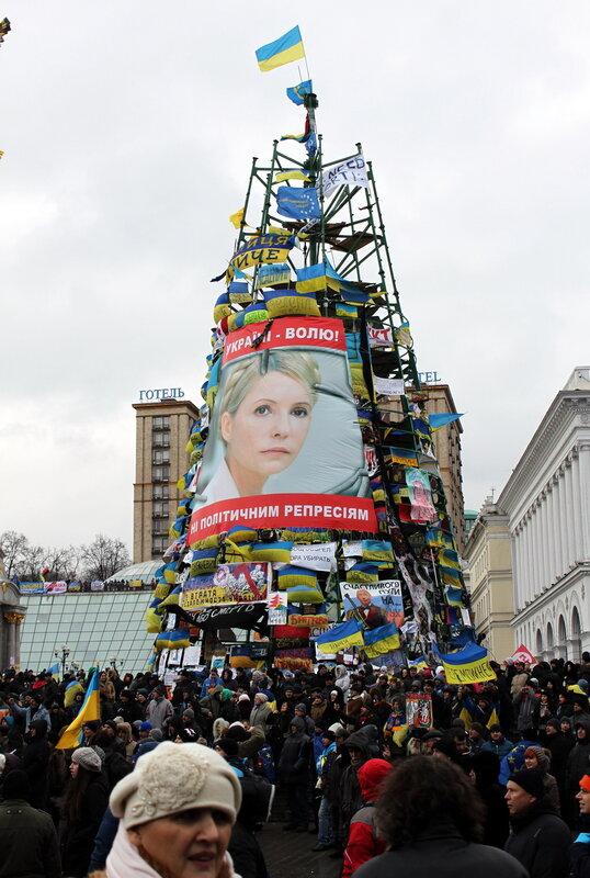 Евромайдан 7 декабря