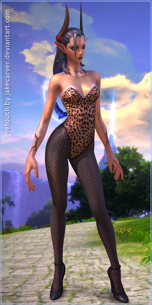 Castanic #2 (TERA MMORPG)