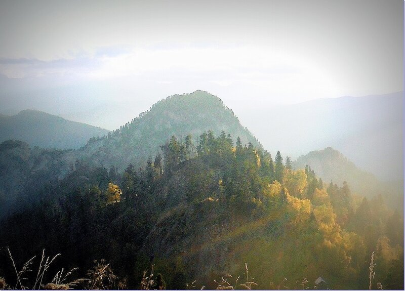 Поход, Тхач, сентябрь