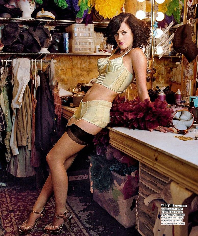 модель Katy Perry / Кэти Перри, фотограф Martin Schoeller