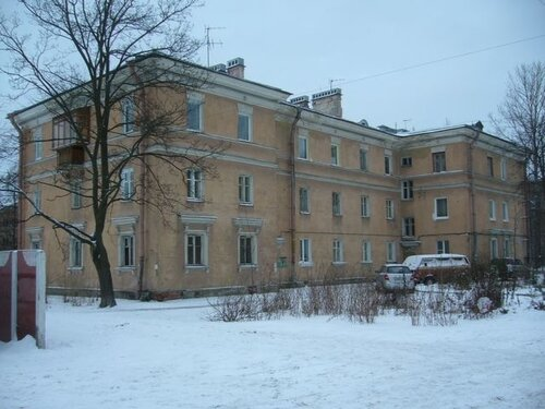 2-я Комсомольская ул. 15к2