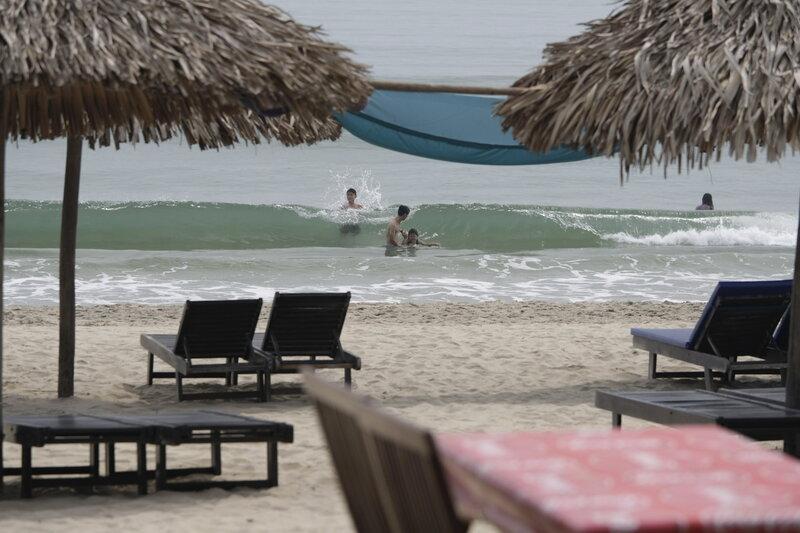 Хой Ан. Пляж.