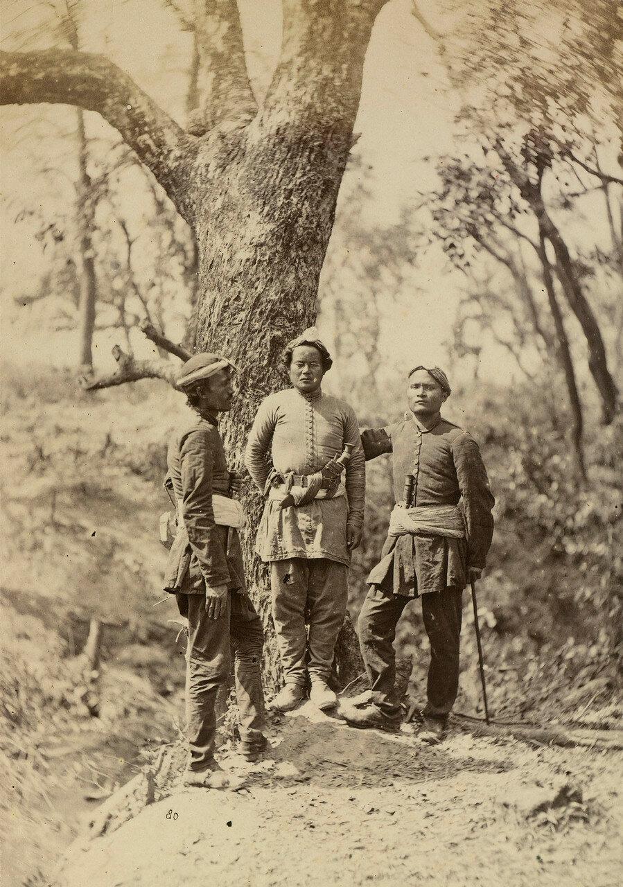 115. Непальские солдаты