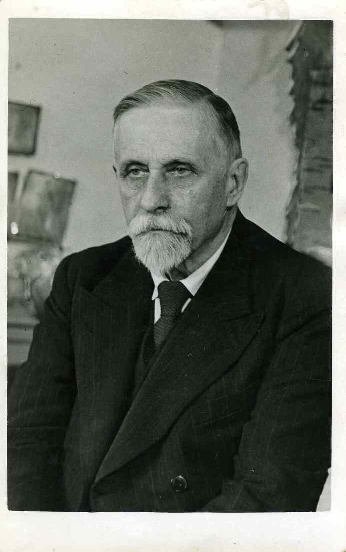 1957. Луи Грондейс