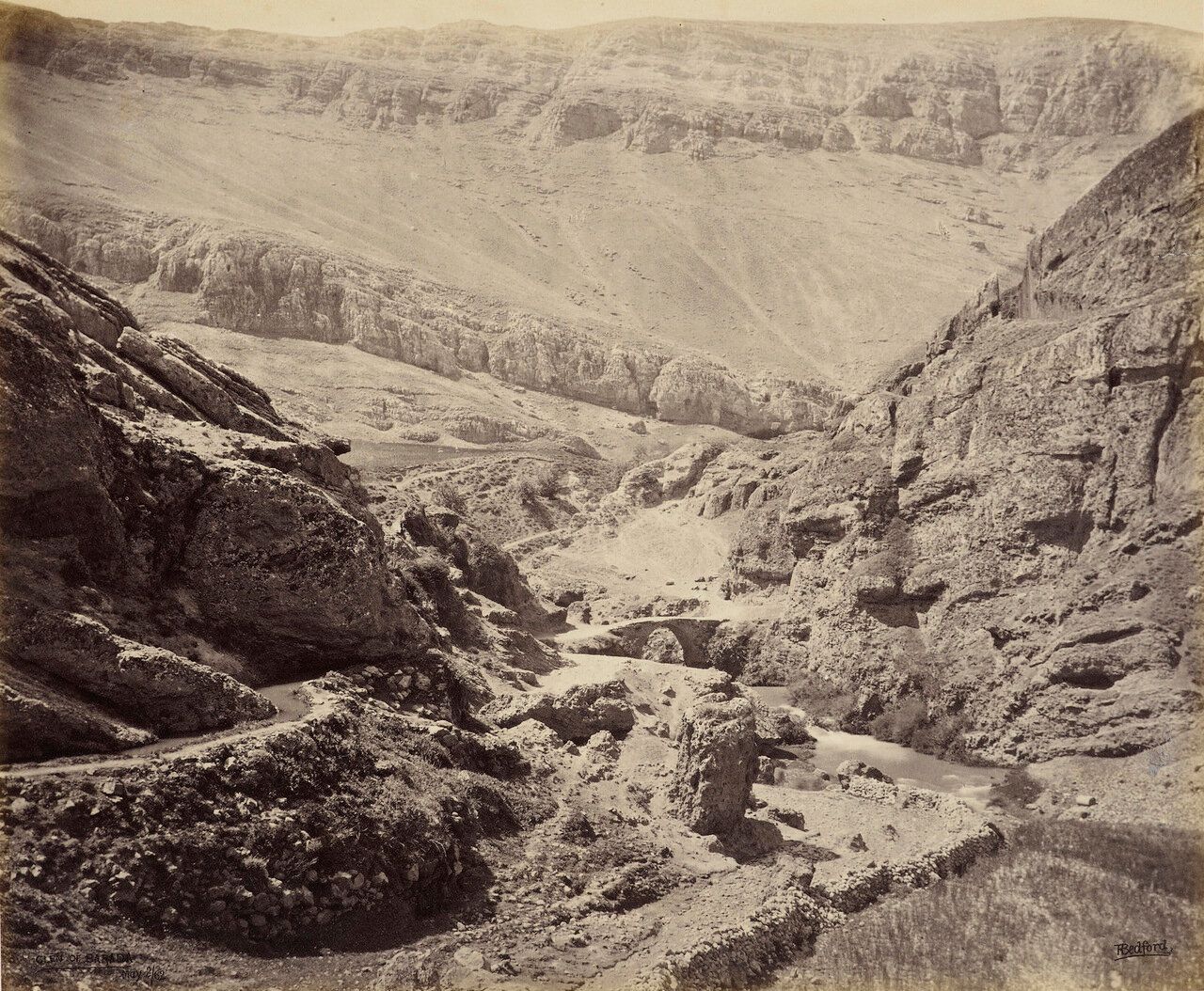 2 мая 1862. Долина реки Барада. Сирия