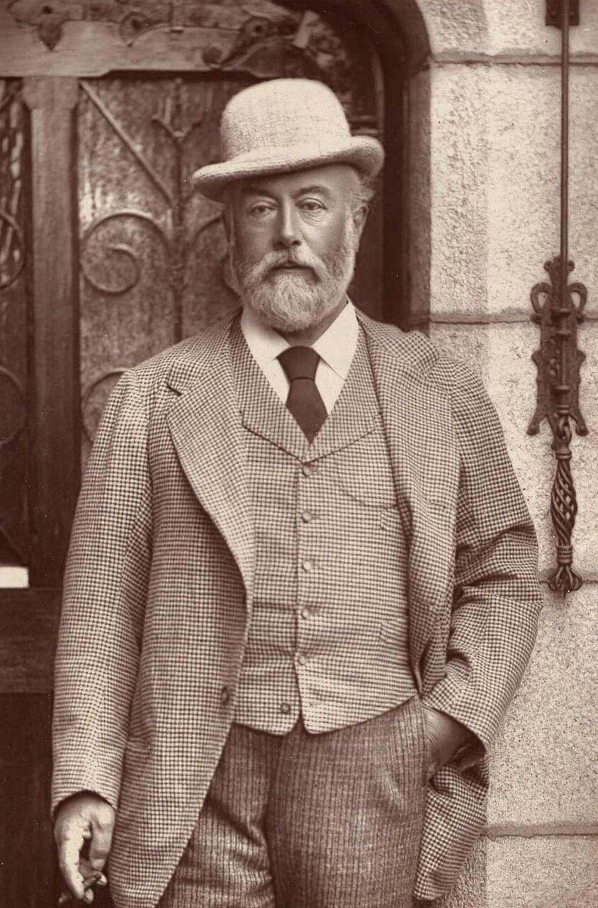 Алджернон Бортвик. 1830-1908. Британский журналист и консервативный политик, он был владельцем Морнинг пост