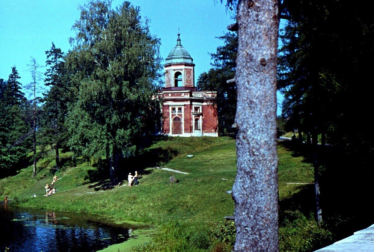 19. Петропавловская  церковь