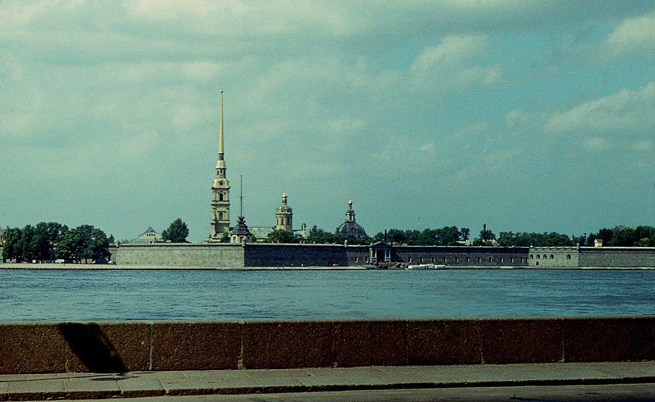 8.  Петропавловская  крепость