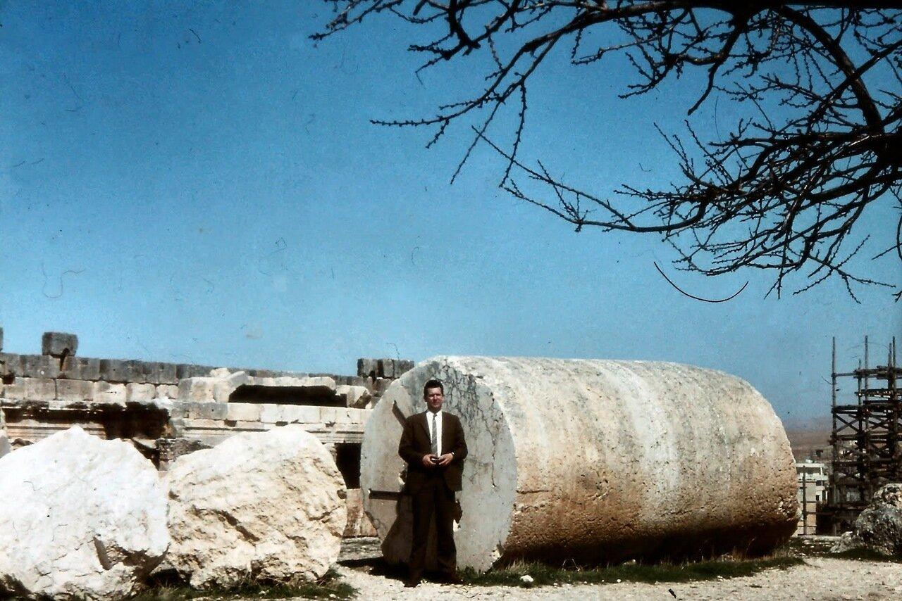 L'histoire de Baalbek remonte au moins à la fin du IIIe millénaire av. J.-C