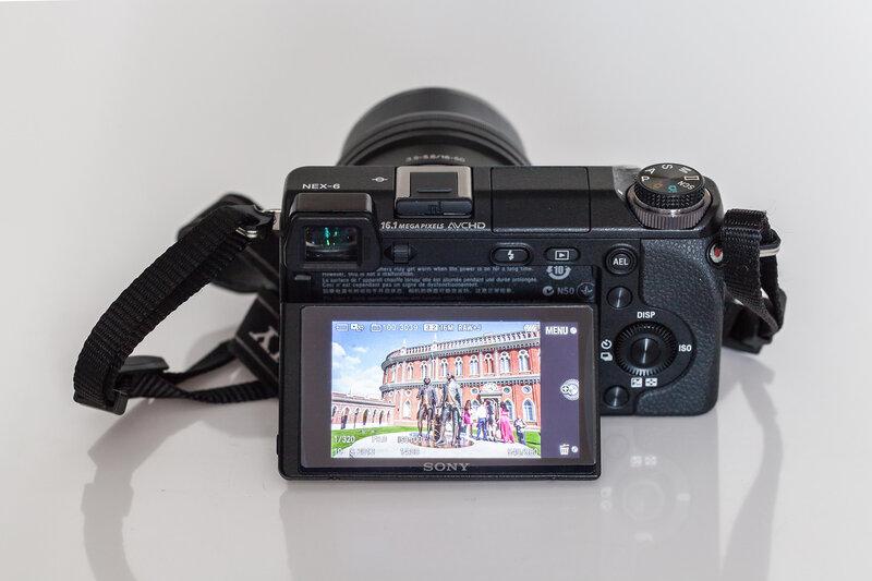 Sony NEX-6L