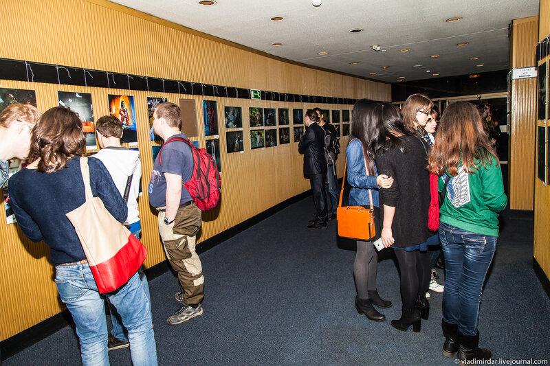 Выставка картин кириэ Сю Кубо