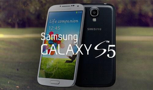 Лихорадка по Galaxy S5 от Sumsung