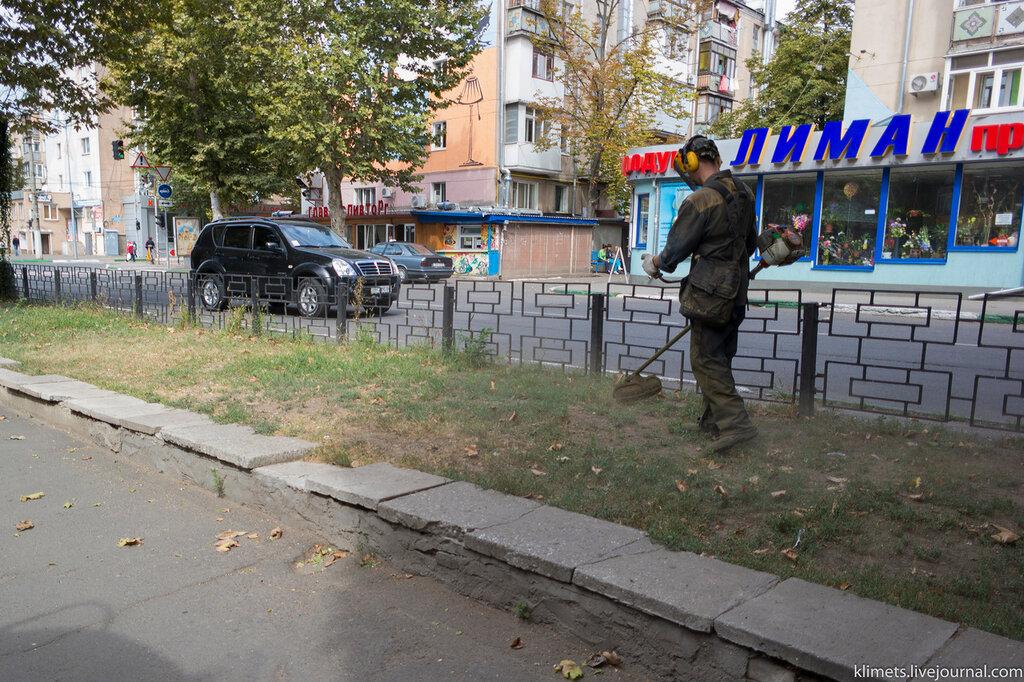 По улицам Ильичевска