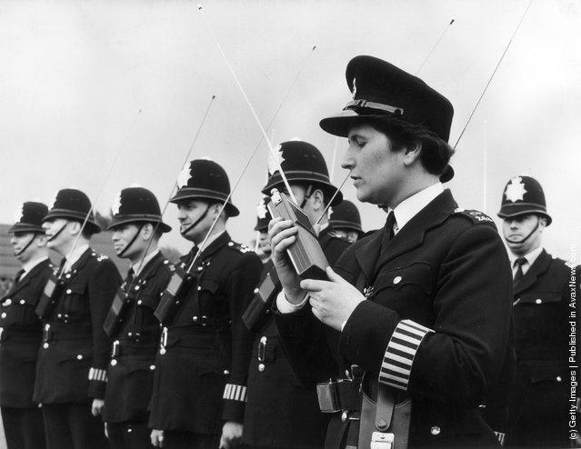 старинные фотографии женщин-полицейских