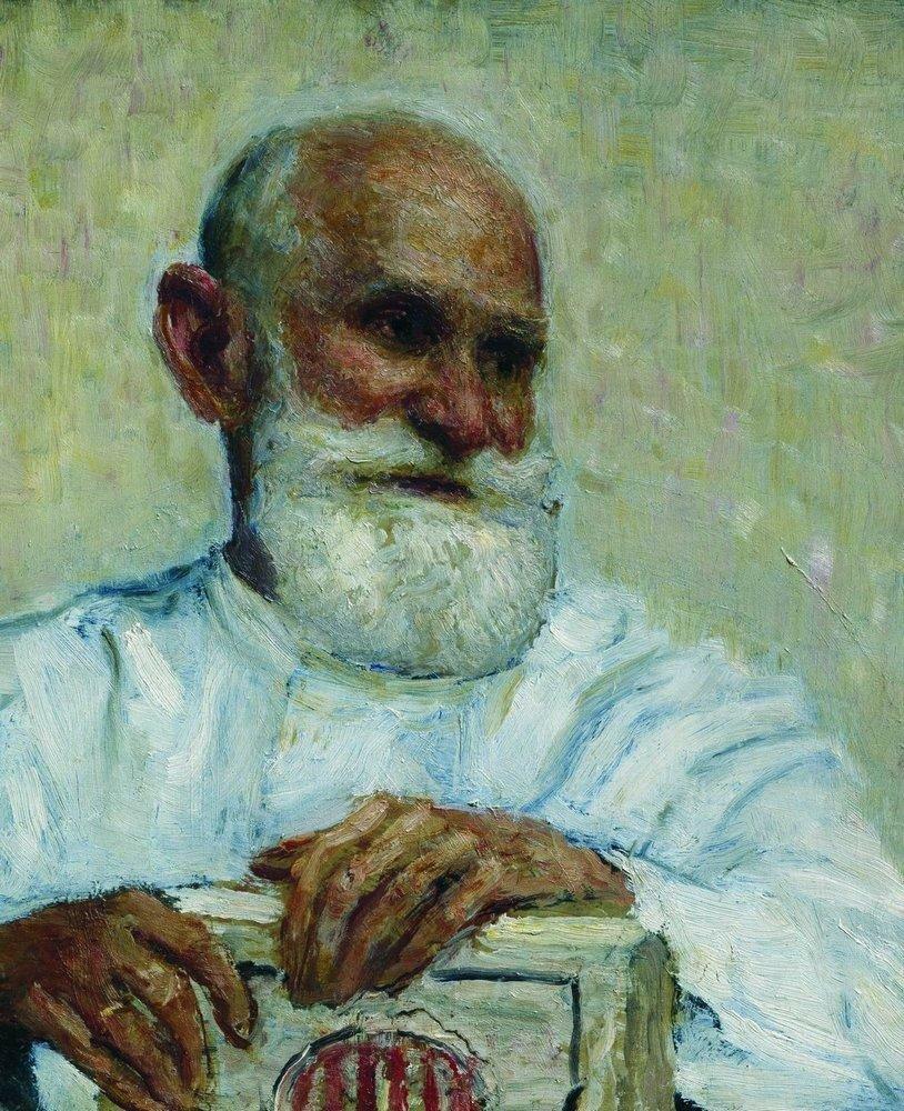 Портрет академика И.П.Павлова. 1924.jpg