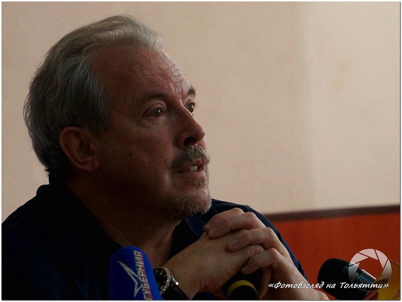 Андрей Макаревич. Фотовзгляд на Тольятти