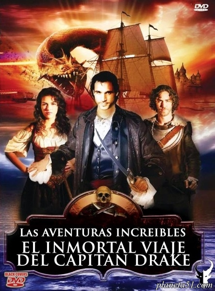 Легендарное путешествие капитана Дрэйка / The Immortal Voyage of Captain Drake (2009/HDRip)