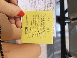 Проба пера: Отчет по дням с расходами за месяц: Таиланд-Сингапур-Филлипины