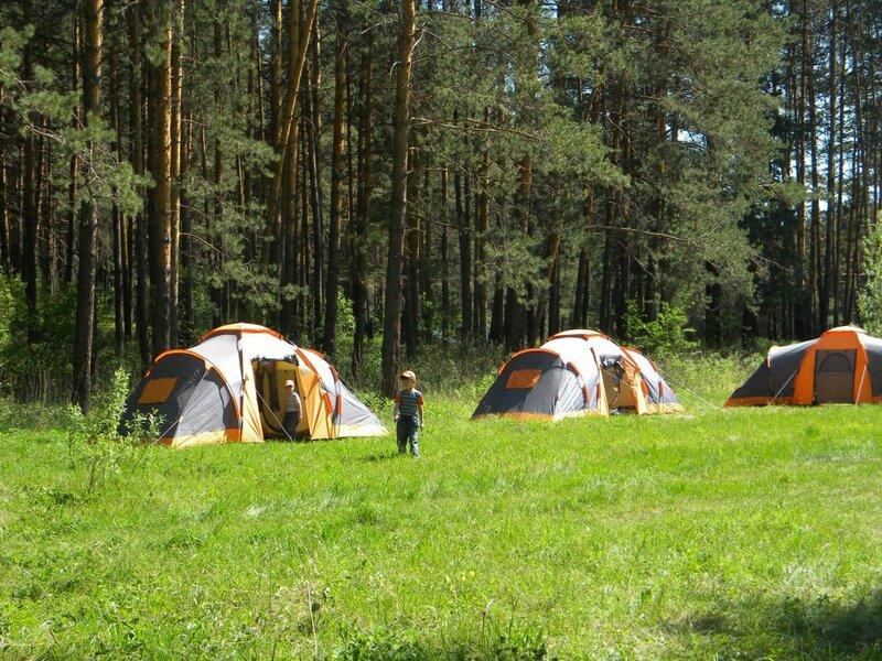 Палаточный городок (19.06.2013)