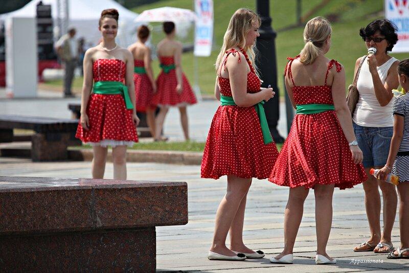 Фестиваль Клубники