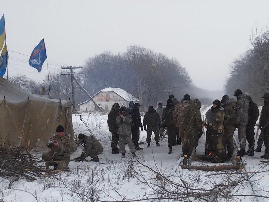 Народный депутат Семенченко грозит заблокировать железнодорожное сообщение Украины сРФ