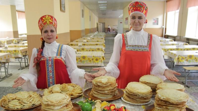 Около 800 тыс человек посетили «Московскую Масленицу»