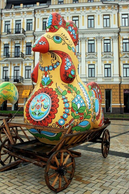 Чудо-птица Полтавской области