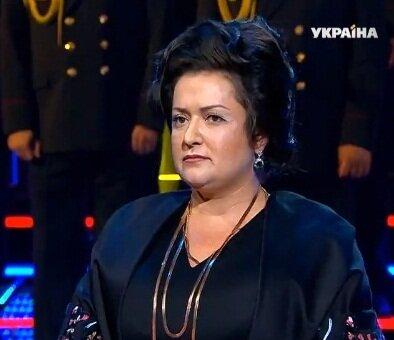 Наталья Могилевская в роли Людмилы Зыкиной