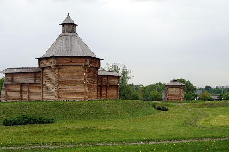Деревянное зодчество - Музеи в Коломенском
