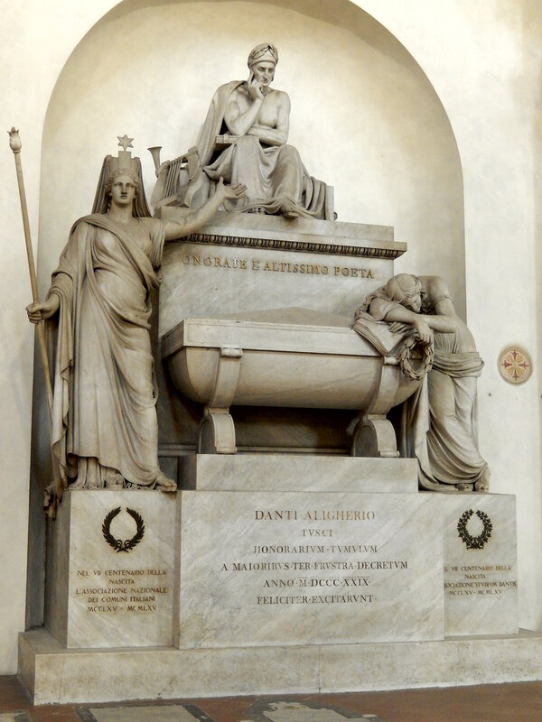 мемориал–кенотаф Данте Алигьери