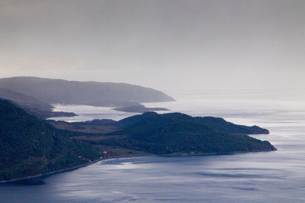 Природа Норвегии завораживает