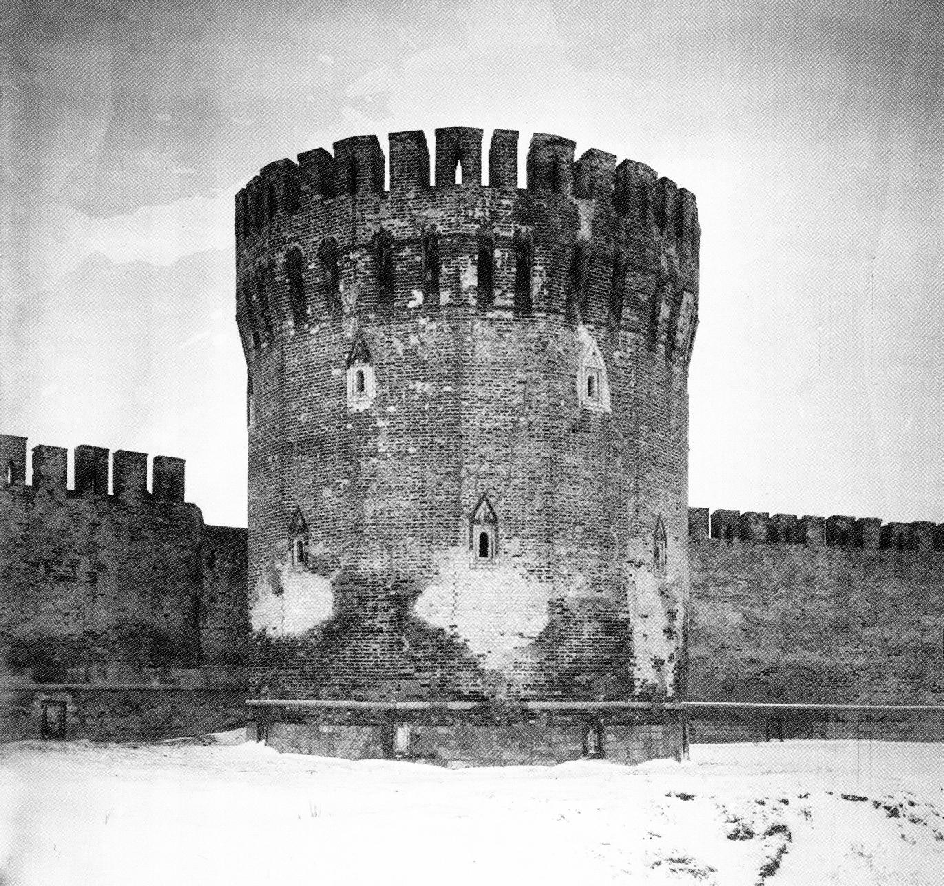 Долгочевская башня. 1903