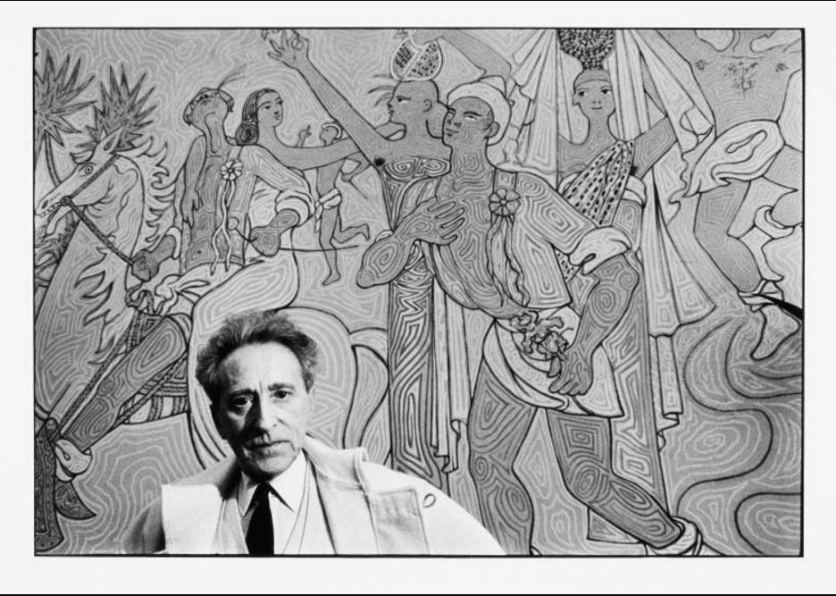1958. Жан Кокто