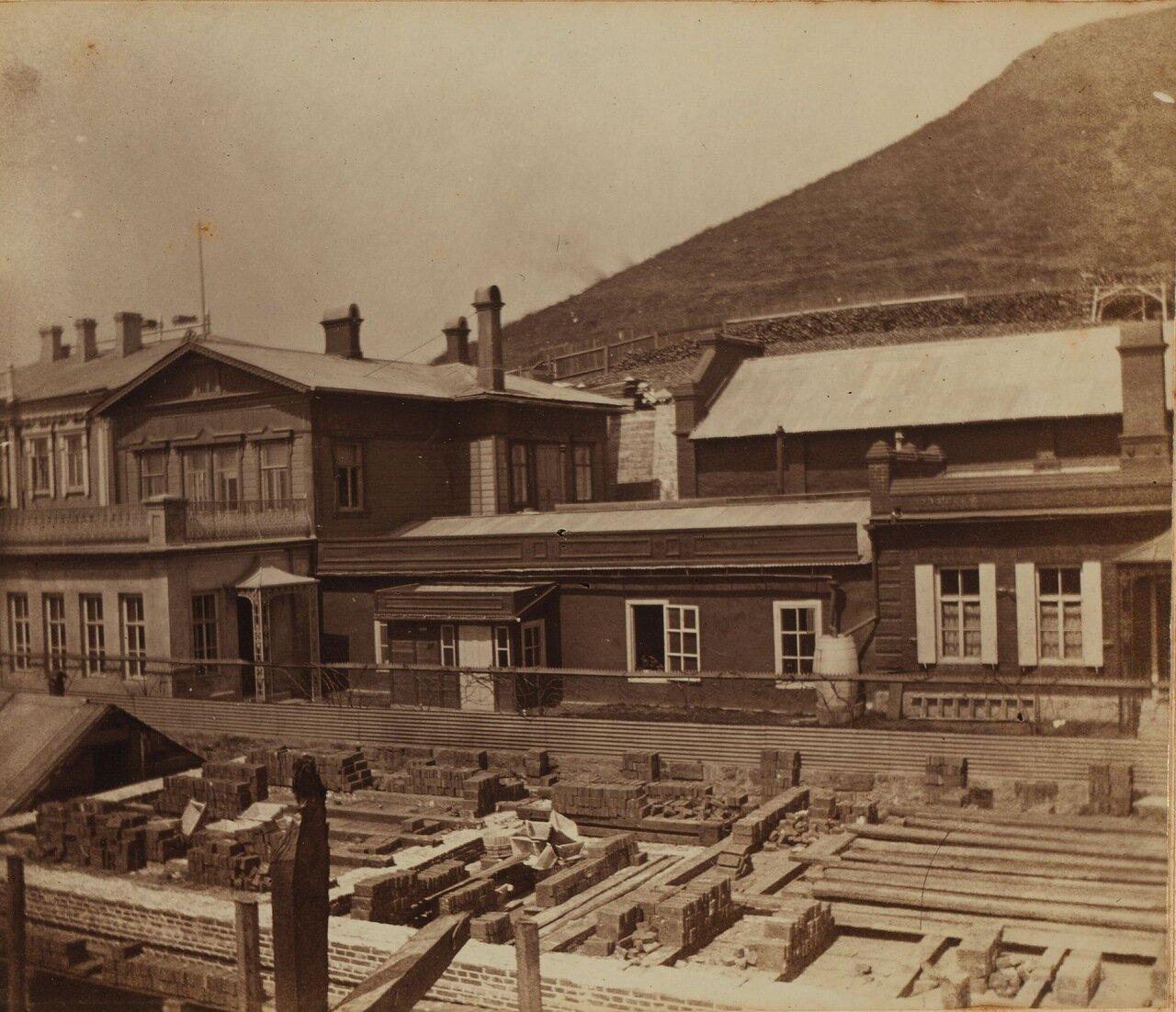 Дом Смита, Владивосток, апрель 1899