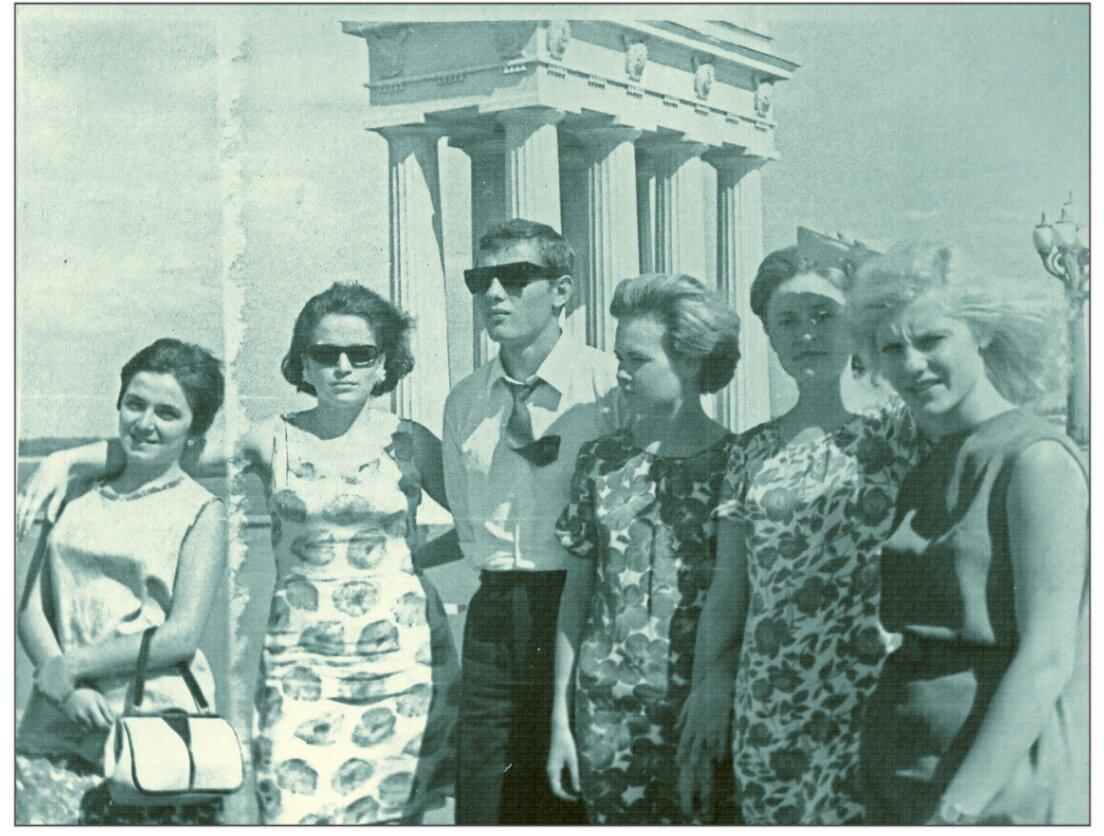 1968. Катюша в Волгограде