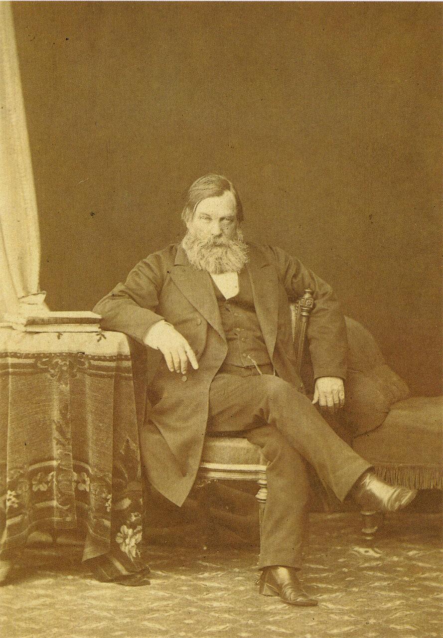 Мельников Павел Иванович (Андрей Печерский; 1818-1883)